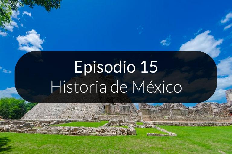 15. Historia de México