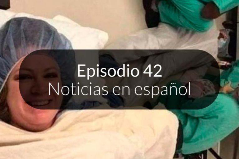 42. Noticias en español