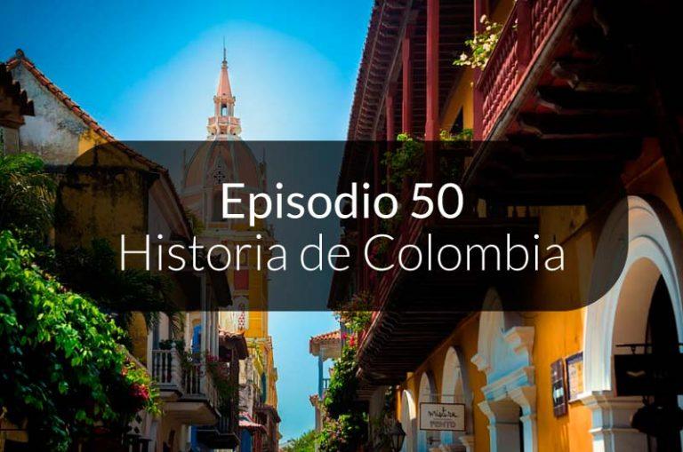 50. Historia de Colombia