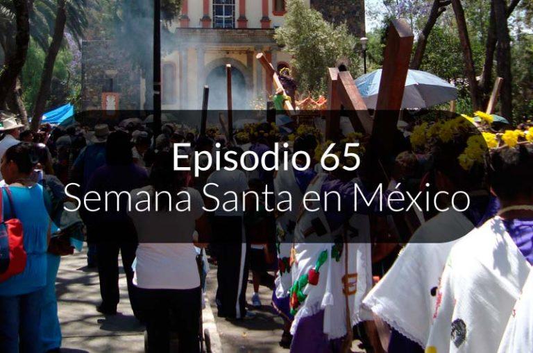 65. Semana Santa en México