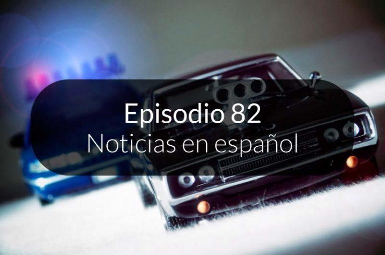 82. Noticias en español