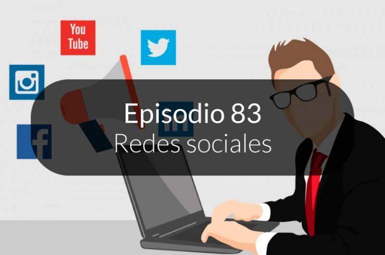 83. Redes sociales