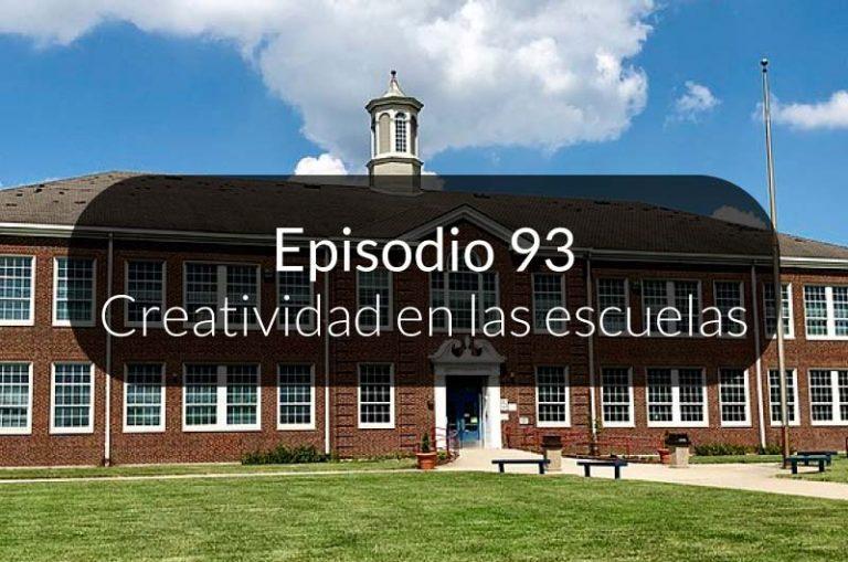 93. Creatividad en las escuelas