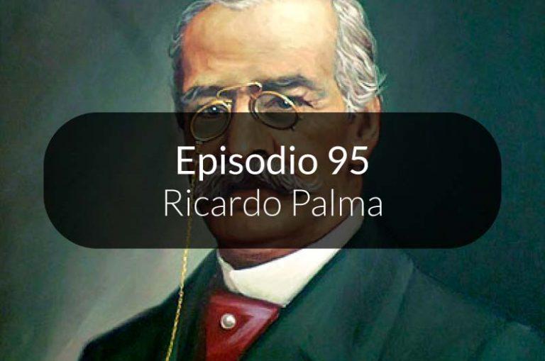 95. Ricardo Palma