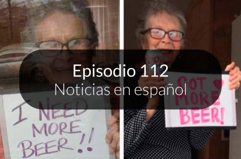 112.  Noticias en español