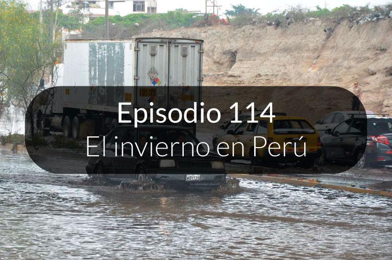 114. El invierno en Perú