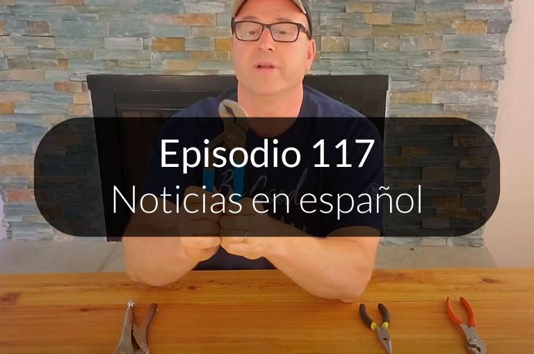 117. Noticias en español