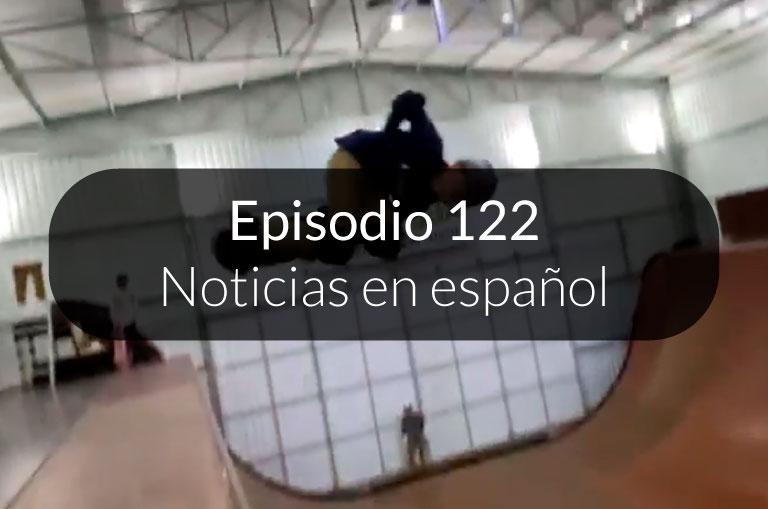 122. Noticias en español