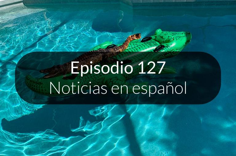 127. Noticias en español