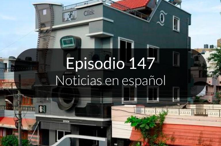 147. Noticias en español