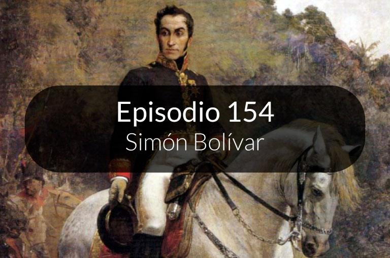 154. Personajes importantes de Colombia: Simón Bolívar