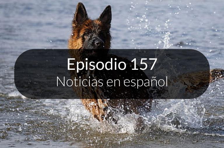 157. Noticias en español