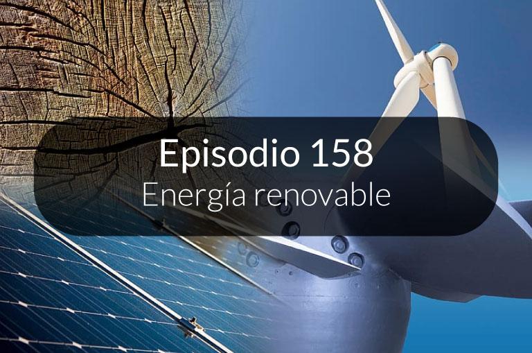158. Energías renovables