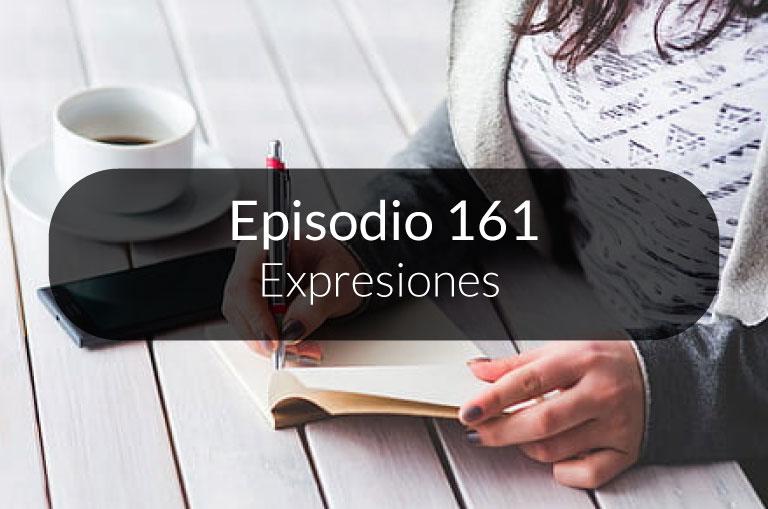 161.  Expresiones