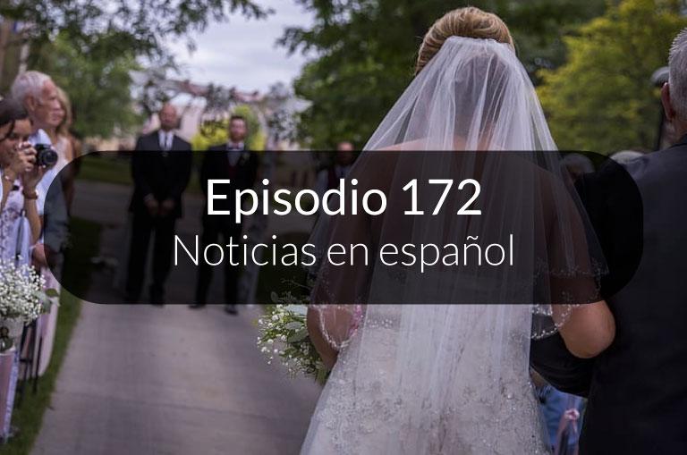 172. Noticias en español