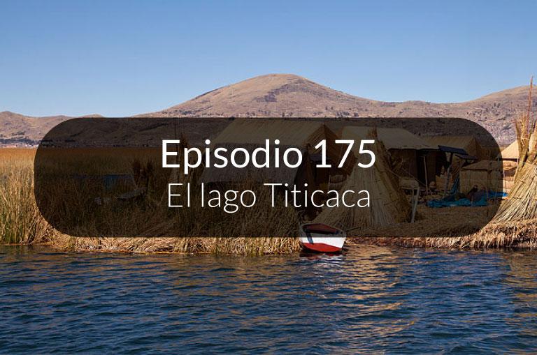175. El lago Titicaca