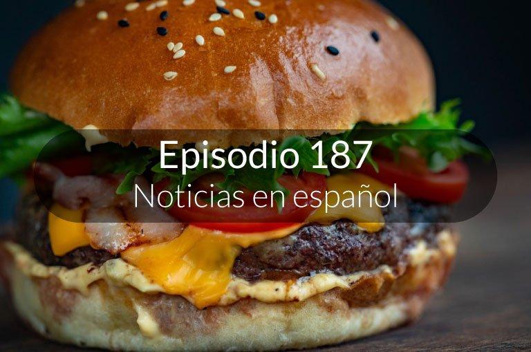 187. Noticias en español