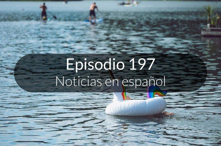 197. Noticias en español