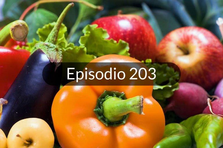 203. Slow Food (Comida lenta)