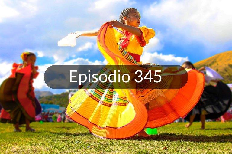 345. La Marinera Peruana
