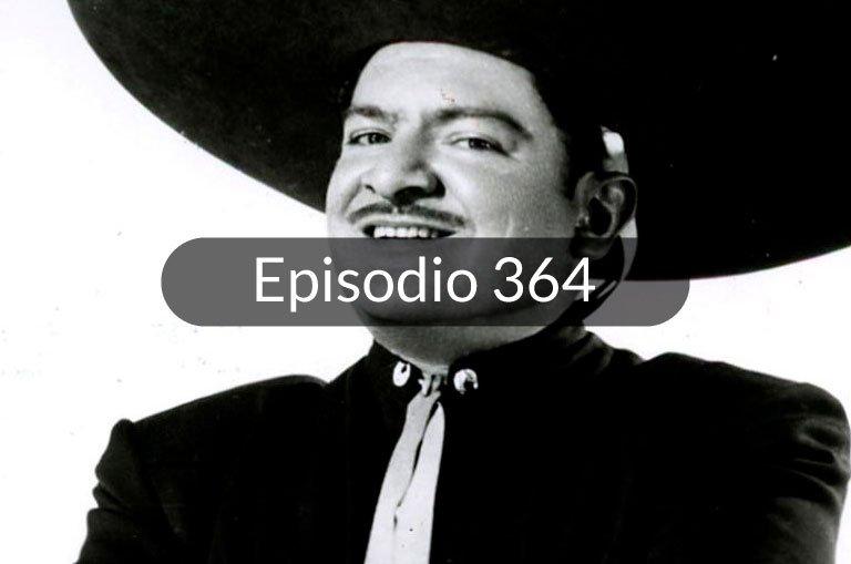 364. Personajes mexicanos: José Alfredo Jiménez.