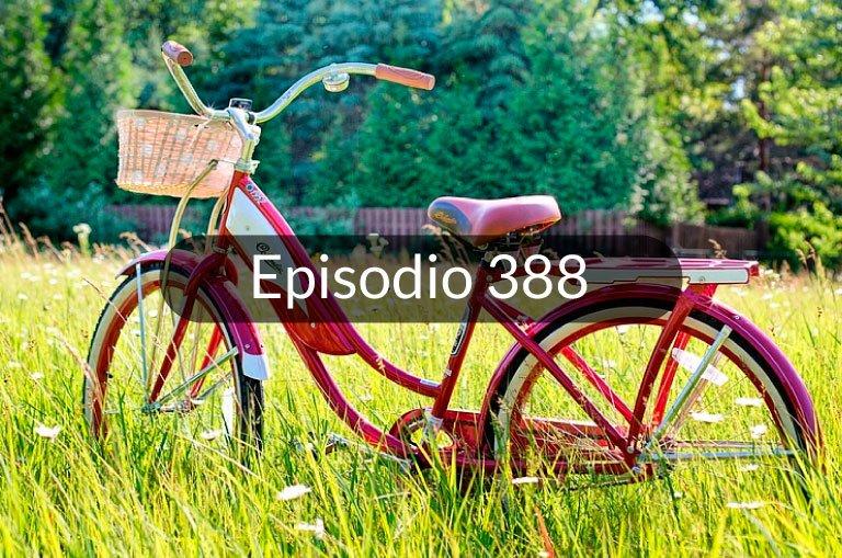 388. La Bicicleta