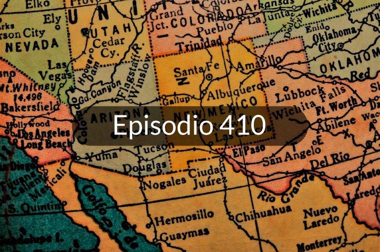 410. Chicanos y Pochos #1